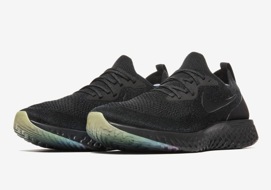 The Nike Epic React Flyknit BETRUE Releases On June 6th