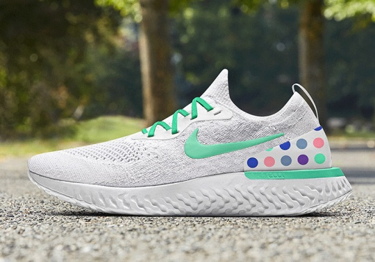 The Nike Epic React Flyknit Is On NIKEiD