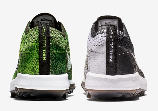 c84ccbc96a30af Nike Just Released A Flyknit Racer Golf Shoe