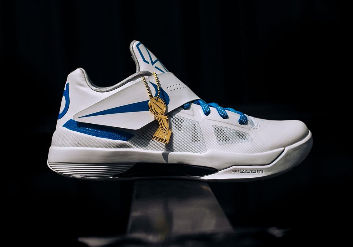"""4ae17da15204ef Nike KD IV """"Art Of A Champion"""" Release Date  June 7th"""