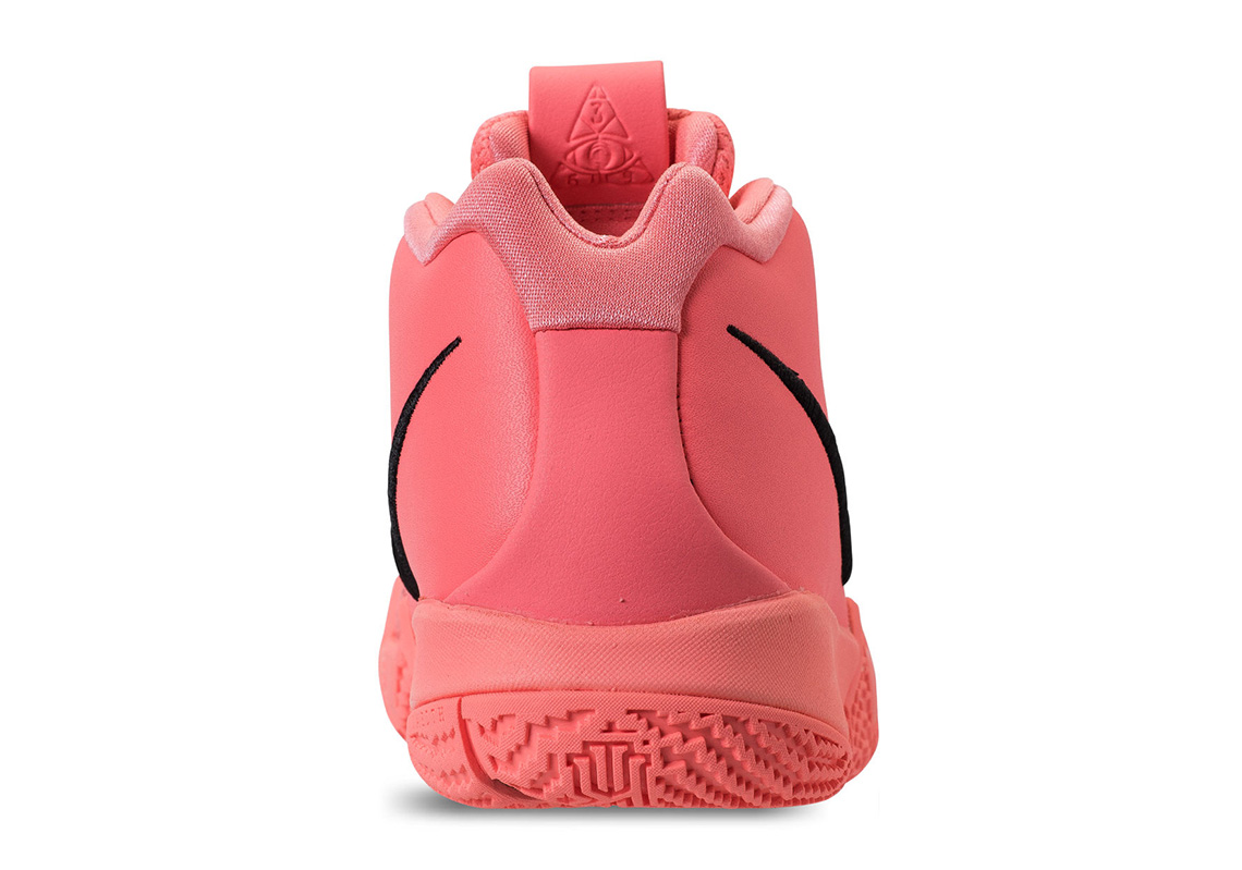 Nike Kyrie 4. Release Date June 1st, 2018 100. Color LT Atomic PinkHyper  Pink Style Code AA2897-601 (GS) Style Code AA2898-601 (PS)