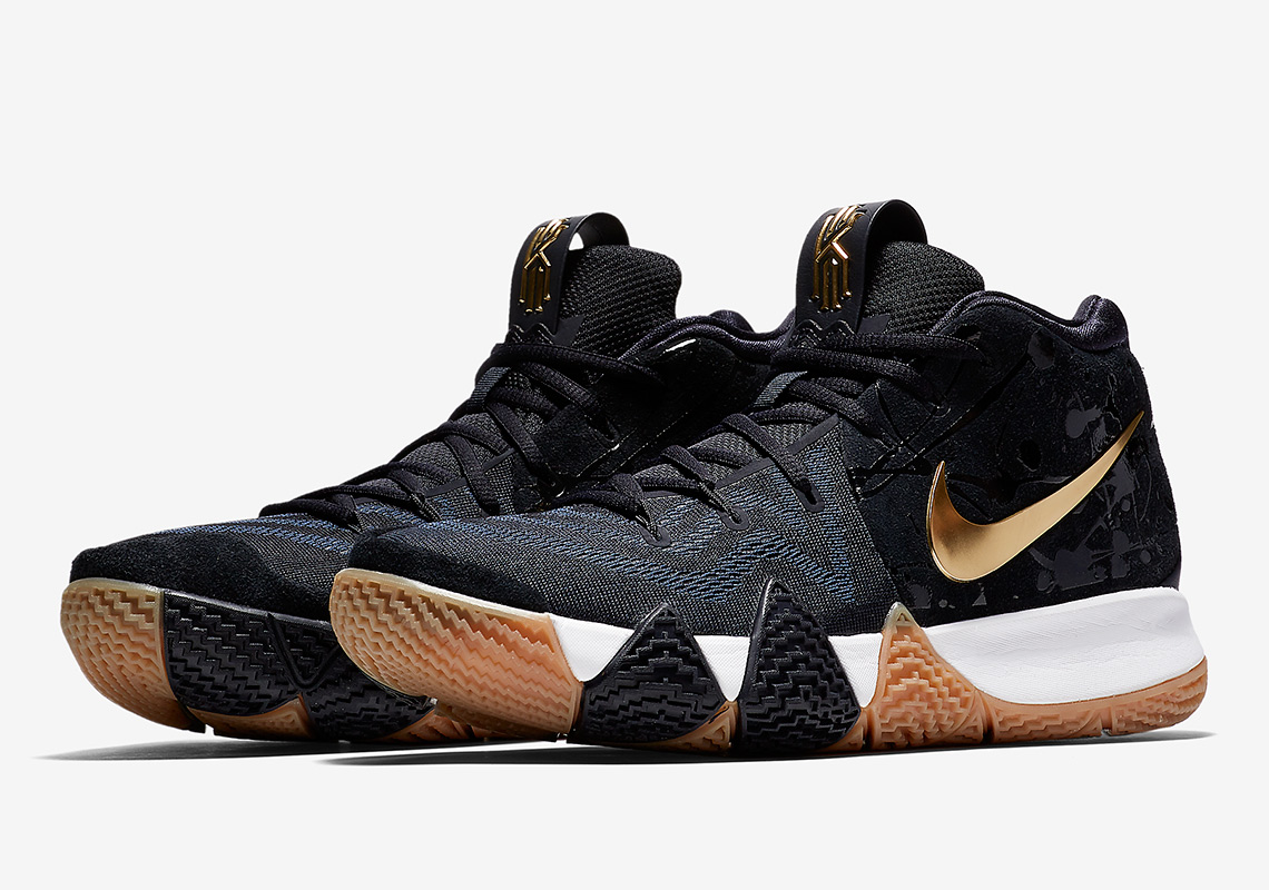 Nike Kyrie 4 Quot Pitch Blue Quot Release Info Sneakernews Com