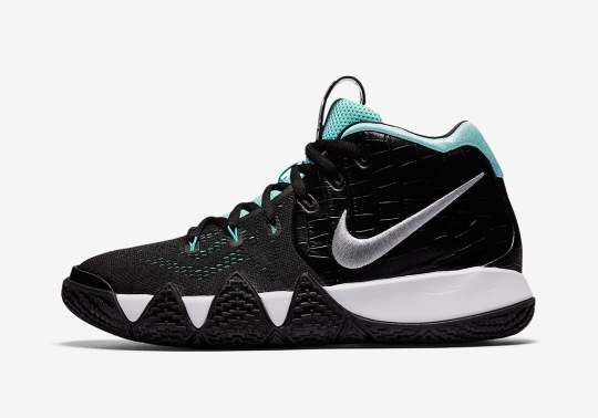 "Nike Kyrie 4 ""Tiffany"" Available Now"