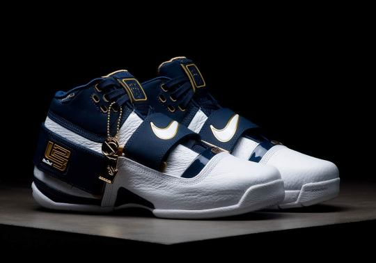 "The Nike LeBron Soldier ""25 Straight"" Releases On May 31st"
