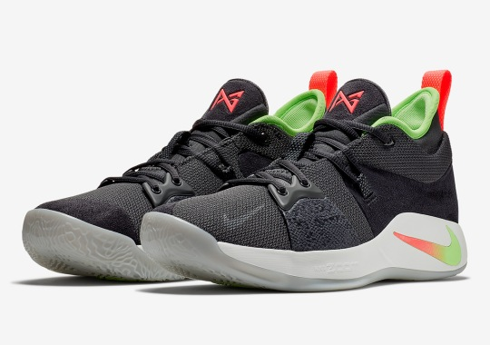 Gradient Swoosh Logos Appear On The Next Nike PG 2 Release