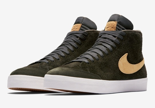 Four European Skateshops Designed This Updated Nike SB 58 Blazer