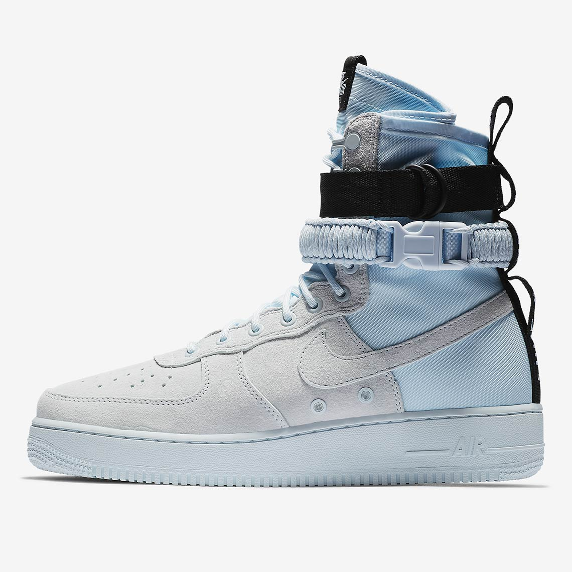"sale retailer ac0f6 d1bbb Nike SF-AF1 High ""Blue Tint"" Is Coming Soon"