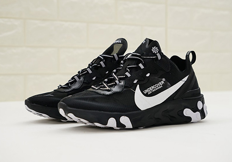 f05d08409ab1 New Colorways Of The UNDERCOVER x Nike REACT Element 87 Are Revealed