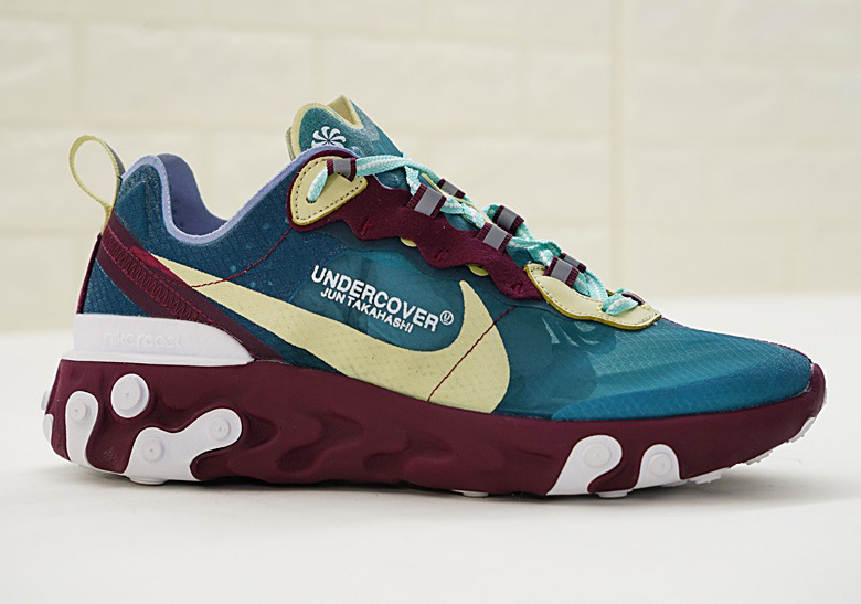10313ae97408 Undercover x Nike React Element 87. Release Date  September 13th