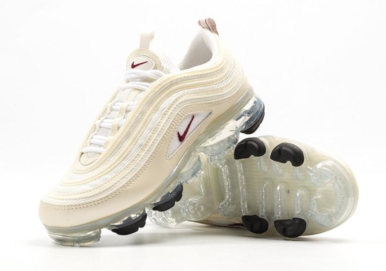 wholesale dealer bafdc 80b23 Nike Vapormax 97 Metallic Cashmere AO4542-900 | SneakerNews.com
