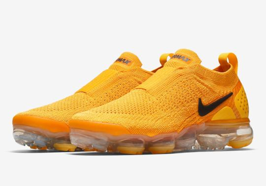 "Nike Vapormax Moc 2 ""University Gold"" Drops This Friday"