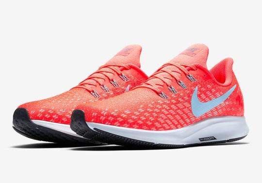 The Nike Zoom Pegasus 35 Is Releasing Soon