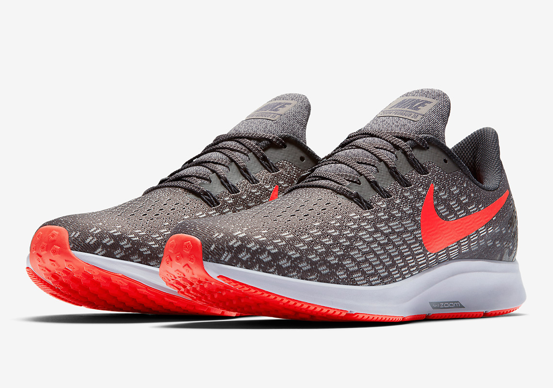 b8b38832573 Nike Zoom Pegasus 35. COMING SOON TO Nike  120. Color  Thunder  Grey Phantom Oil Grey Bright Crimson Style Code  942851-006 (men s)