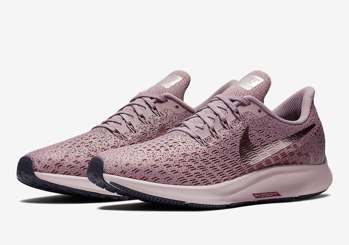 Nike Zoom Pegasus 35. COMING SOON TO Nike  120. Color  Elemental  Rose Vintage Wine Neutral Indigo Barely Rose Style Code  942855-601  (women s) ce7405d01606
