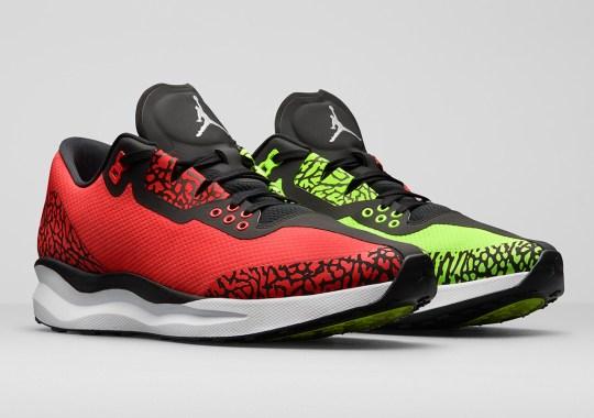 Jordan Brand To Release Split-Colored Zoom Tenacity 88 For Prefontaine Classic