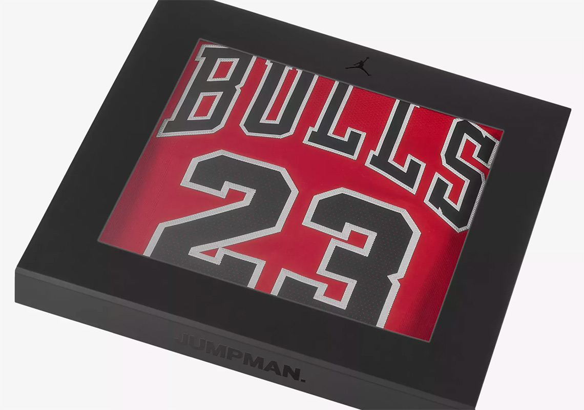 best sneakers ccc93 cd684 NikeConnect Michael Jordan Authentic Bulls Jersey Release ...