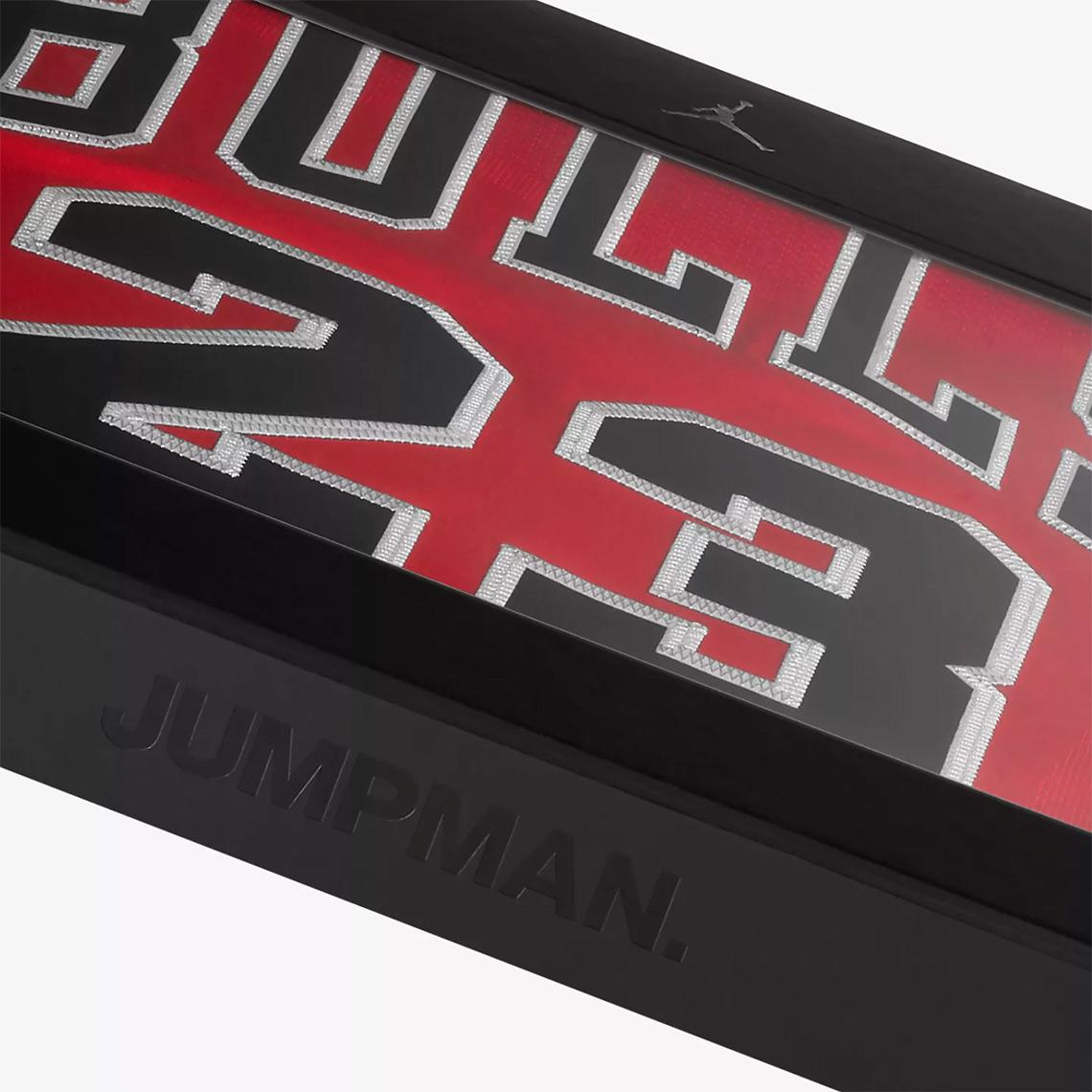 best sneakers 3aa78 3c63e NikeConnect Michael Jordan Authentic Bulls Jersey Release ...
