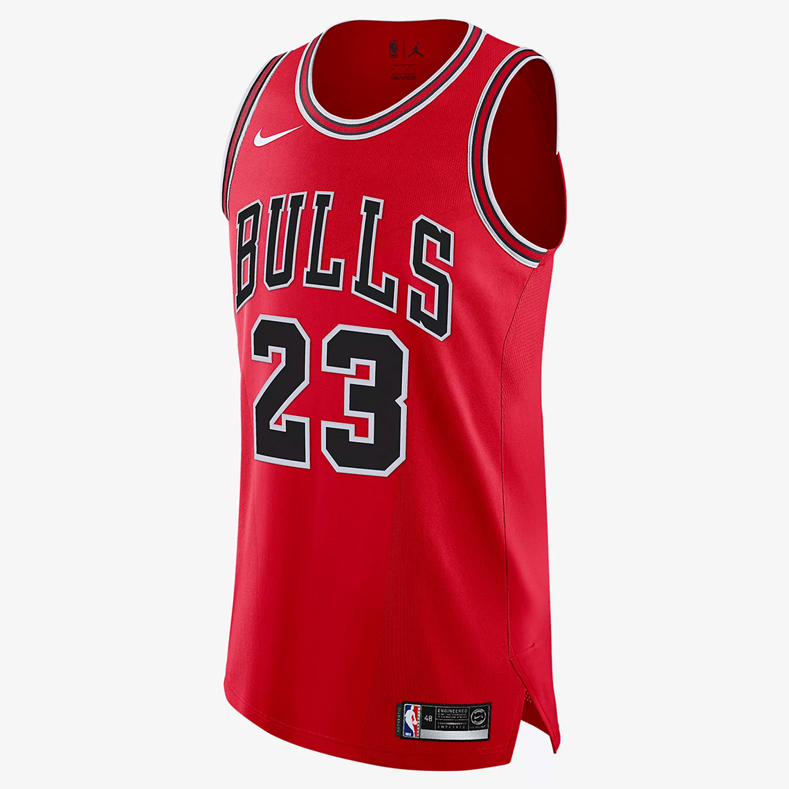 best sneakers 344ff e16bf NikeConnect Michael Jordan Authentic Bulls Jersey Release ...