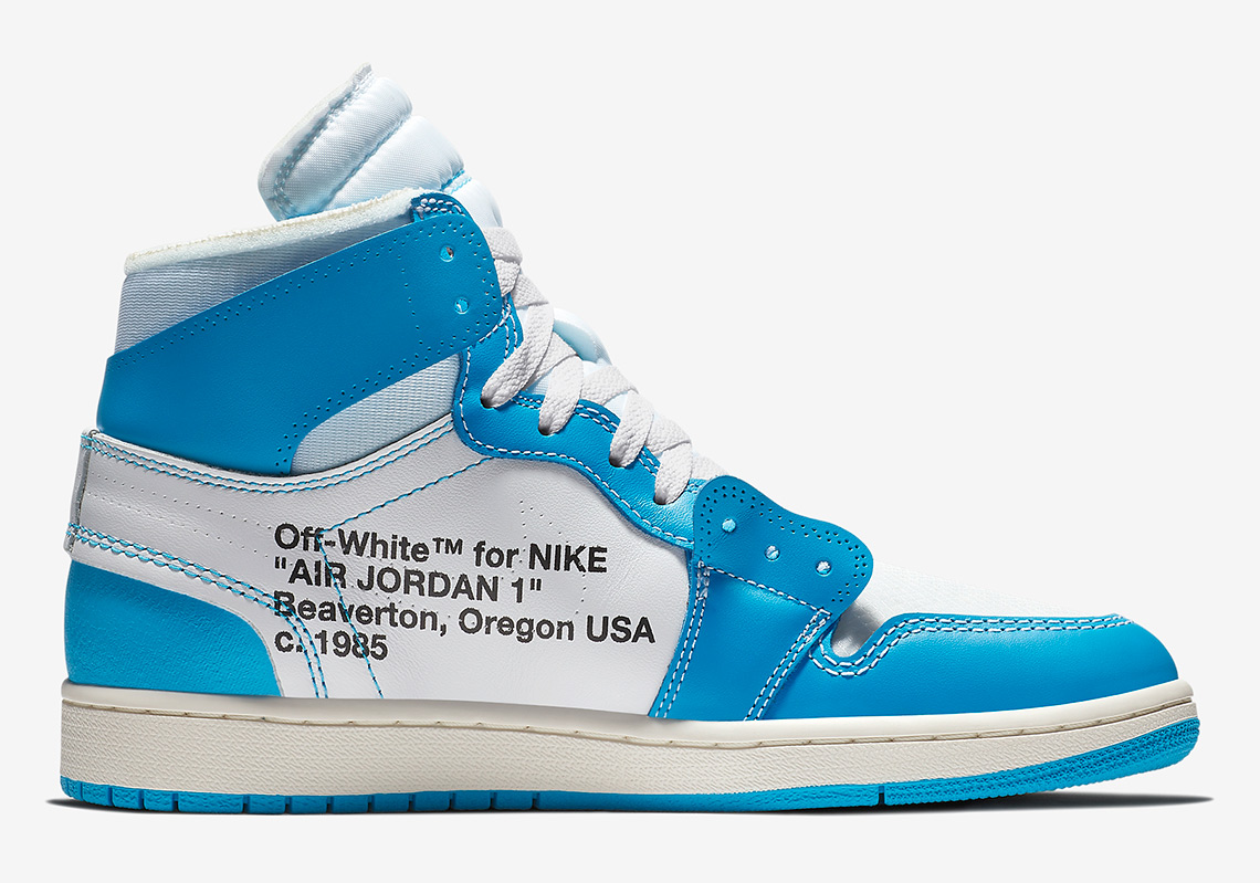 b89445fd3c07 OFF WHITE x Air Jordan 1