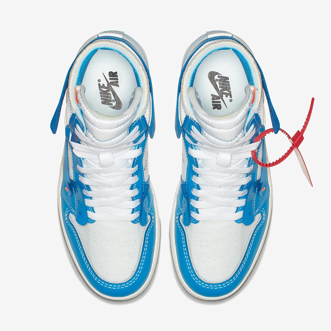 b3e8d9552863 OFF WHITE x Air Jordan 1
