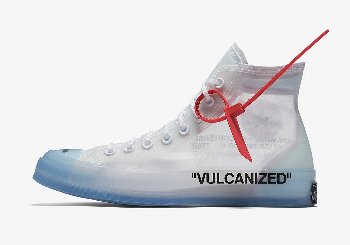 STORE LIST  OFF WHITE x Converse Chuck 70  47c5eadeb5