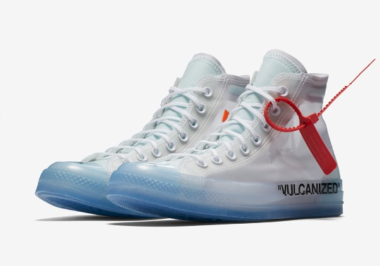 Store List: OFF WHITE x Converse Chuck 70