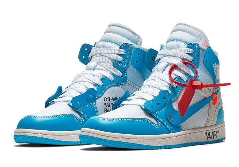 air jordan 1 blu e azzurre