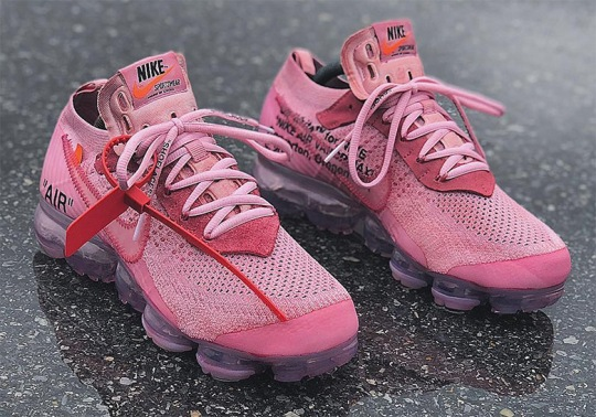 People Are Dyeing The OFF WHITE Vapormax, And The Results Are Incredible