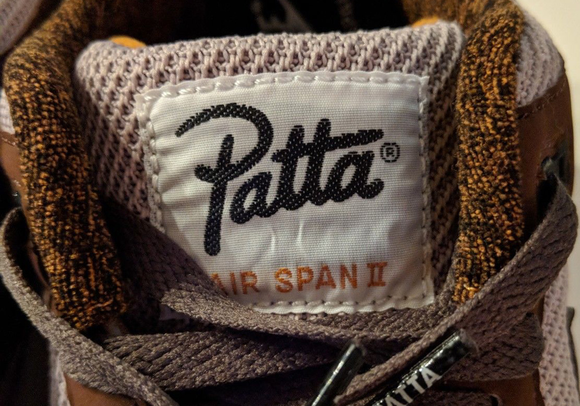 7d24afd2f9728 Patta And Nike Have Another Air Span II Collaboration In The Works