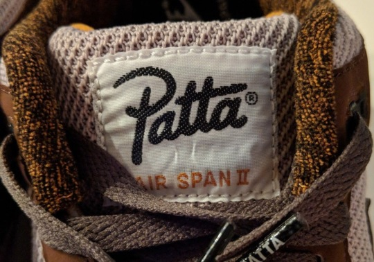 Patta And Nike Have Another Air Span II Collaboration In The Works