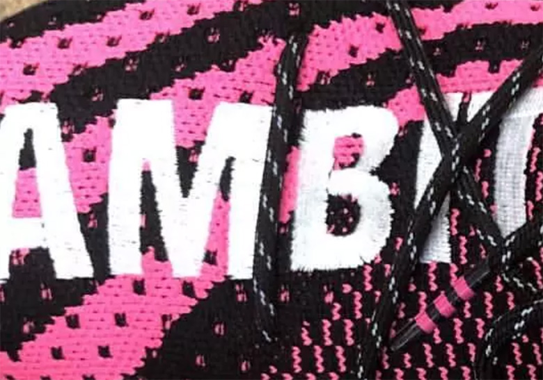 76b17b762 Pharrell Reveals Another adidas Crazy BYW In Black And Pink
