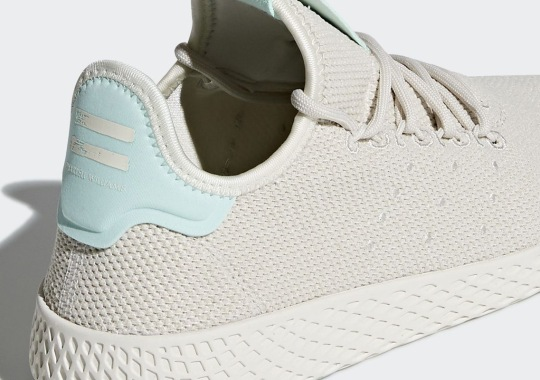 The Pharrell x adidas Tennis Hu Returns This June In Three New Colorways