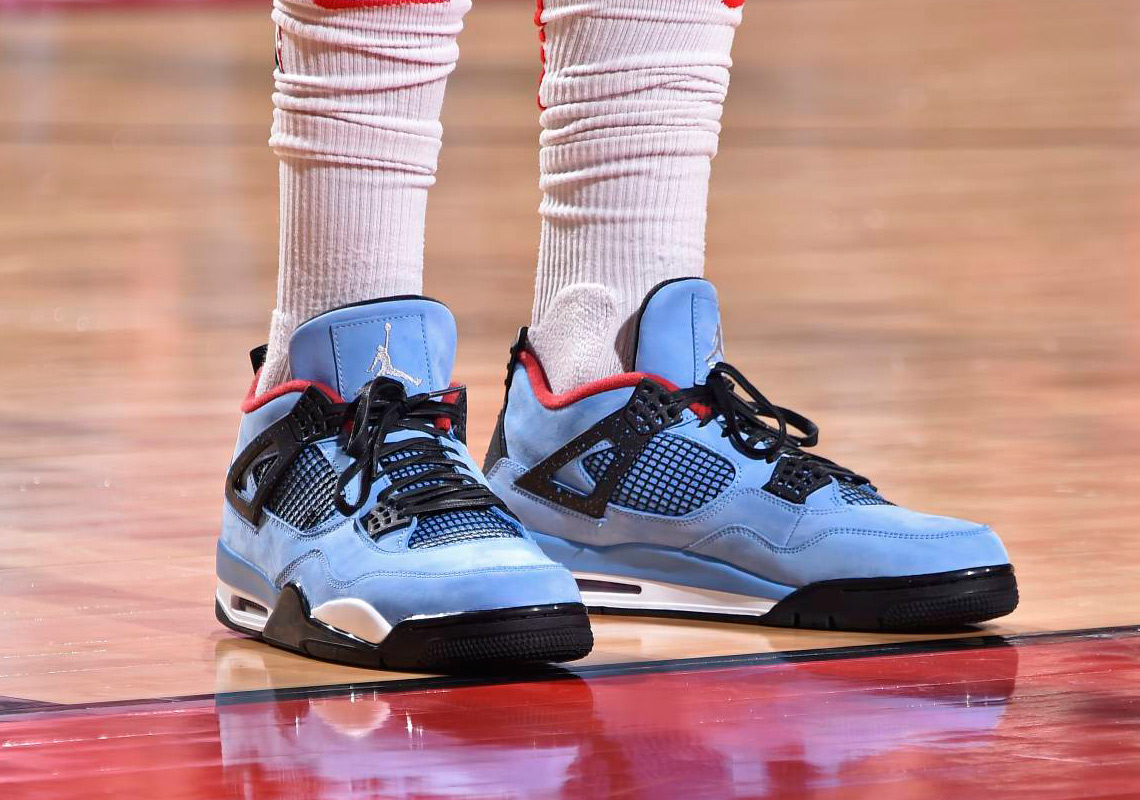 bba026b9bac A Complete List Of PJ Tucker s Sneakers For The NBA Playoffs