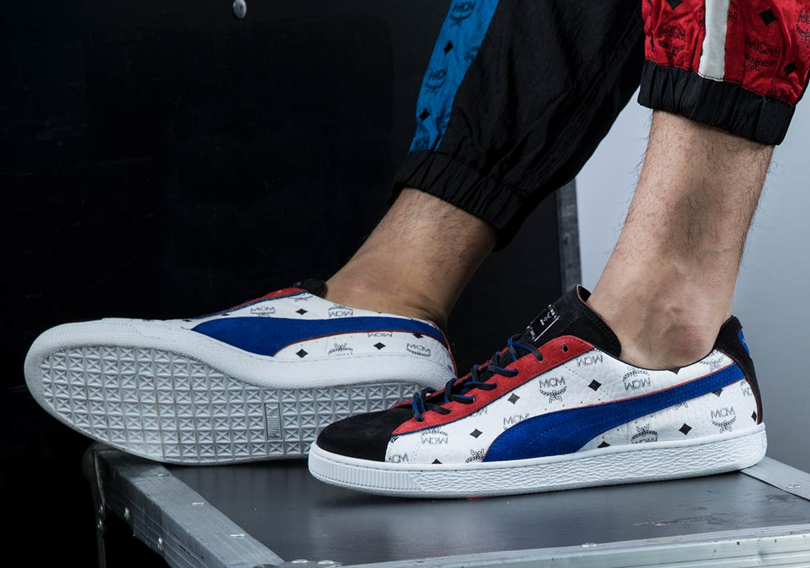 MCM x Puma Suede (MCM Exclusive) Release Date  May 24 01dce7c3907