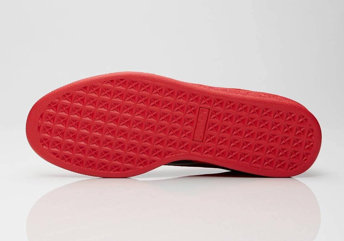 best website 98f3a d15aa Ferrari x Puma Suede Release Info | SneakerNews.com