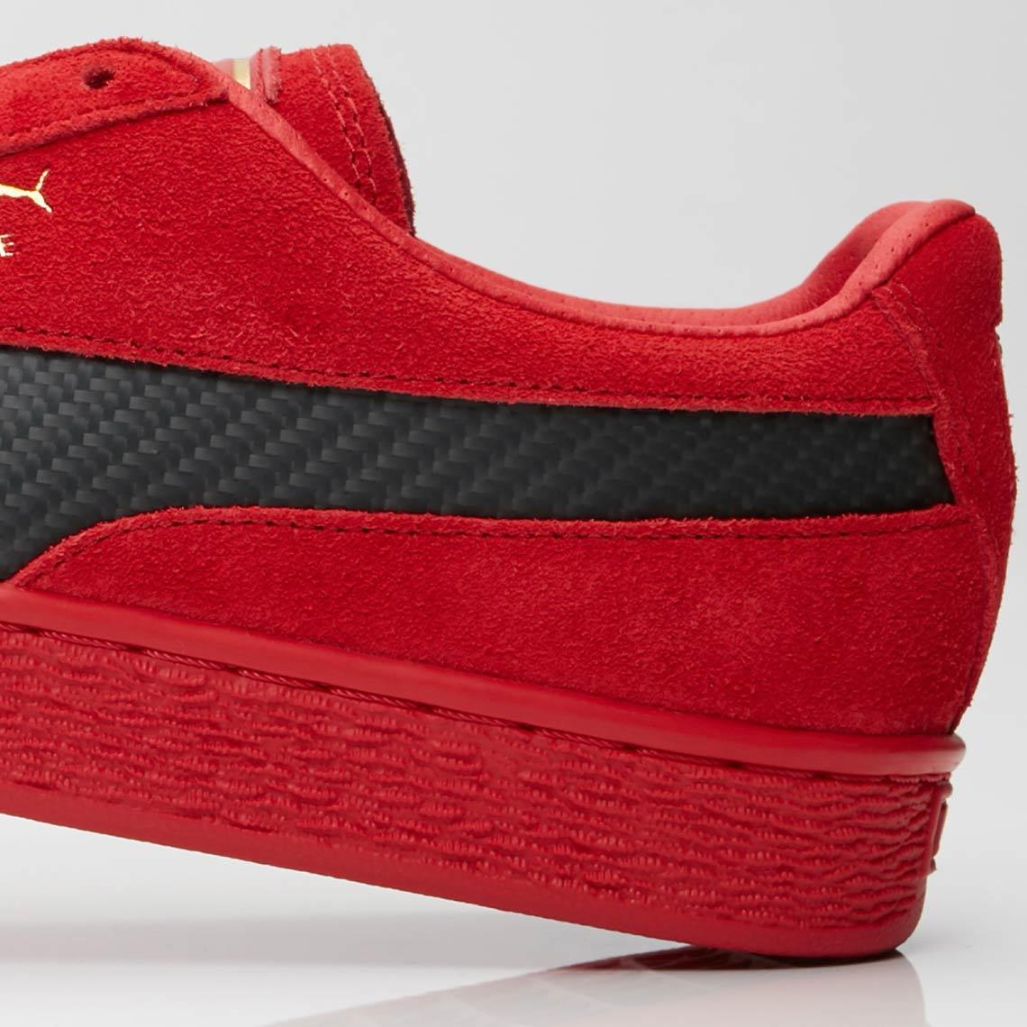3cfbaa0c Ferrari x Puma Suede Release Info | SneakerNews.com