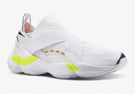 The Reebok DMX Fusion AFF Might Be One Of The Best Slip-On Runners Of Summer