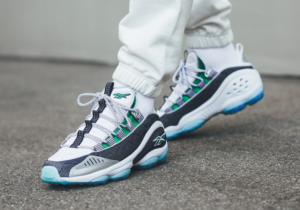 "The Reebok DMX Run 10 Arrives In ""Infinite Blue"" 1cf140c936"