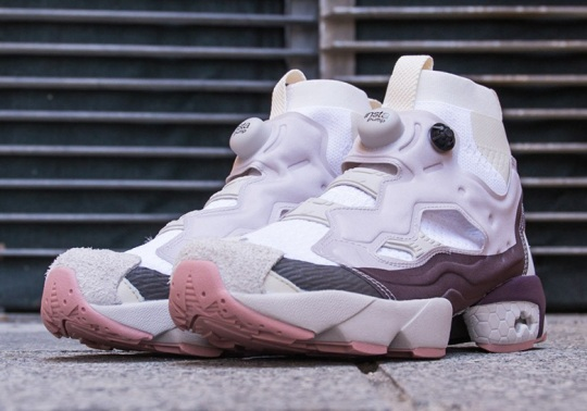 "The Reebok Instapump Fury Ultraknit Drops In A ""Sandstone"" Color Scheme"