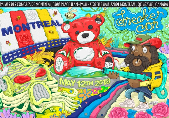 Sneaker Con Heads North Of The Border For Montreal Event