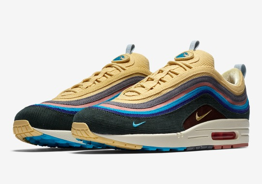 Nike Gives Exclusive Access To SNKRS Members For Sean Wotherspoon x Nike Air Max 1/97