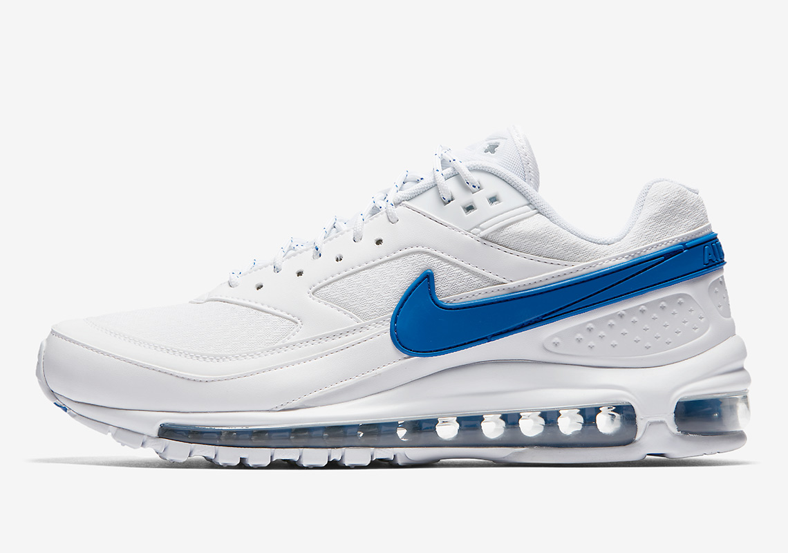 free shipping 7053a d4990 Where To Buy  Skepta x Nike Air Max 97 BW - SneakerNews.com