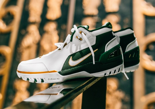 The Nike LeBron Retro Movement Continues With The Release Of This Cherished PE