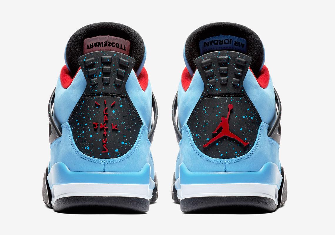 461c7b747d0c Travis Scott x Air Jordan 4 Release Info