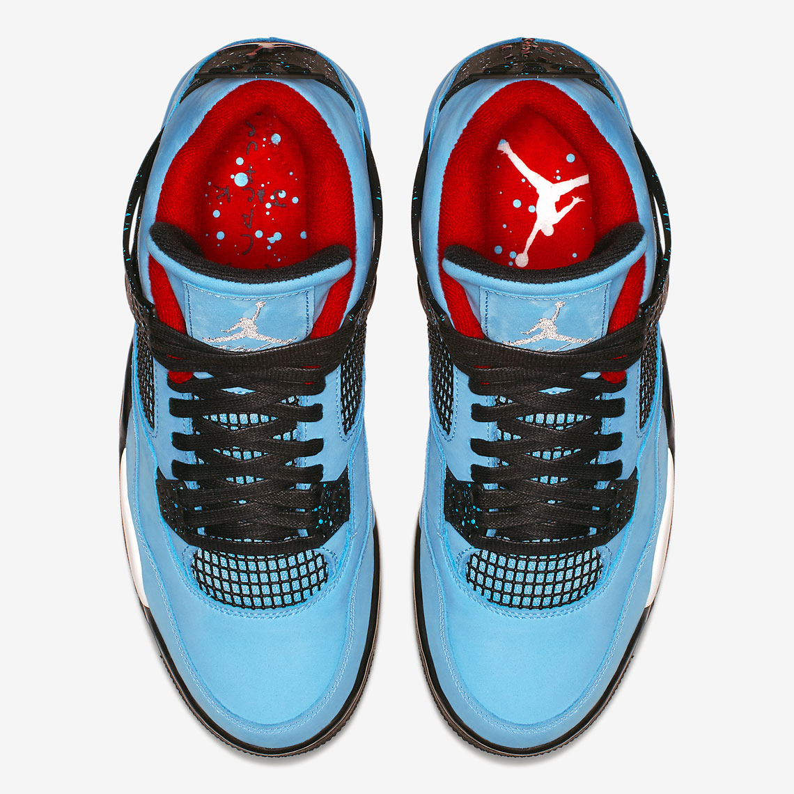 822aa77b8eceda Travis Scott x Air Jordan 4 Release Info