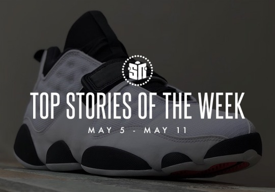 Nike: On Air Finalists Announced, Air Jordans For 2019, And More Of This Week's Top Stories