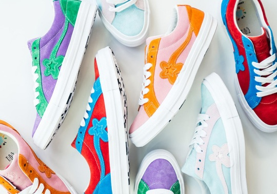Tyler, The Creator And Converse Have Two-Toned Golf Le Fleur One Stars Coming