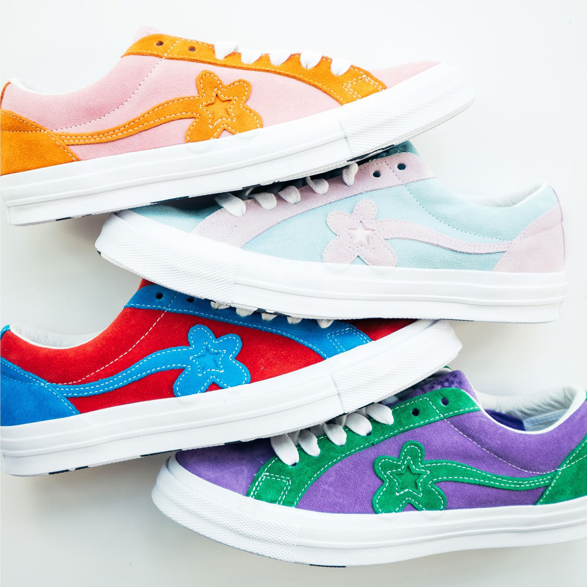 Tyler The Creator X Converse One Star Two Tone Release Info