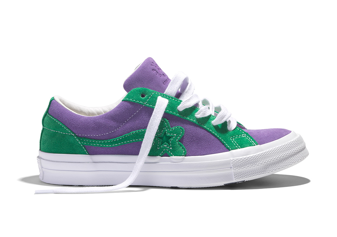 a7a5d97f8f09 Where To Buy  Tyler The Creator x Converse Golf Le Fleur ...
