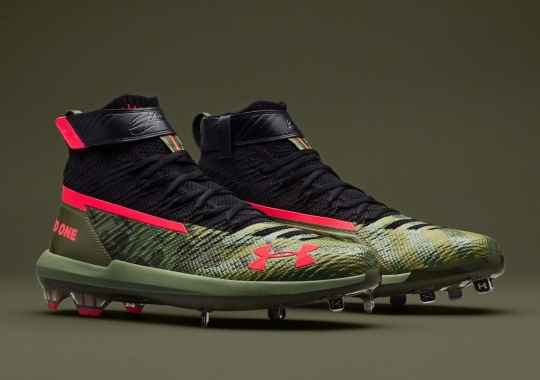 Under Armour And Bryce Harper To Release Cleats For Memorial Day